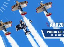 Air Show 2018 @ AFB Waterkloof - Pretoria