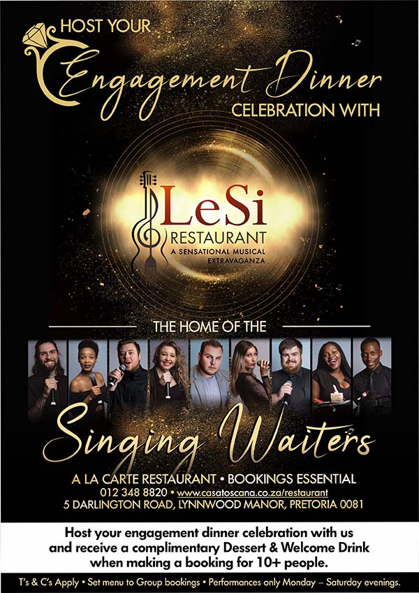 Casa Toscana Events & Promotions