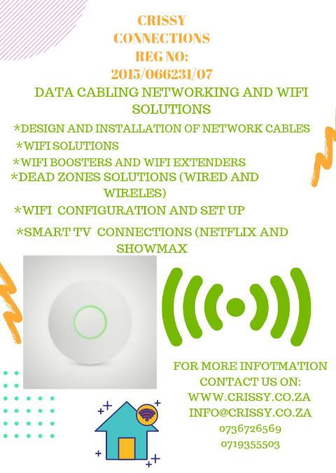 Crissy Connections WiFi Solutions
