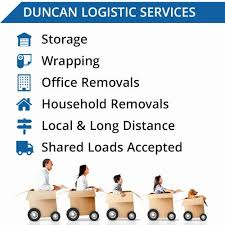 Duncan Logistics Furniture Removal