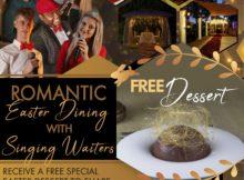 EASTER FRIDAY DINNER 2019 - LeSi Singing Waiter Restaurant