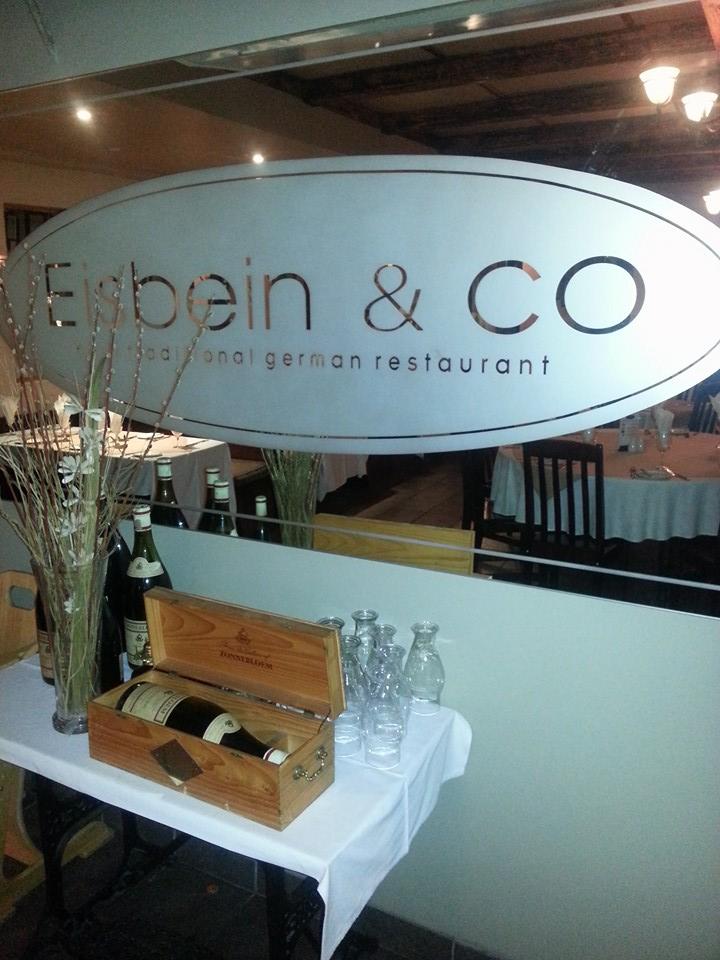 Eisbein and Co German Restaurant