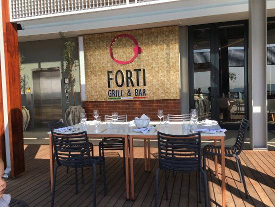Forti Grill & Bar @ Time Square