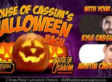Halloween 2017 Bash @ Houise of Cassim - Lynnwood