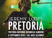 Jeremy Loops Live in the Garden 2018 - Pretoria Botanical Gardens