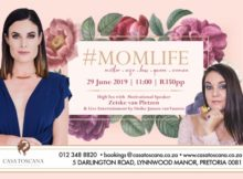 MOMLIFE High Tea @ Casa Toscana - Pretoria East
