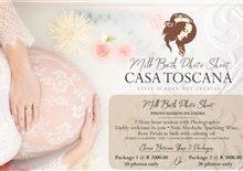 Milk Bath Photoshoot @ Sensi Spa - Casa Toscana Pretoria