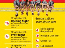 Original Oktoberfest Pretoria 2018 - Deutsche Internationale Schule