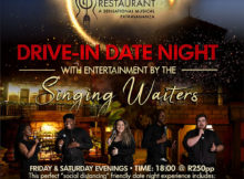Romantic-Drive-In-Dinner-Casa-Toscana-Lodge-Pretoria