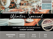 Sunday-Buffet-Winter-Special-The-Farm-Inn-Country-Hotel
