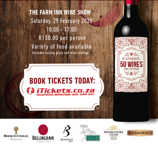 The Farm Inn Wine Show