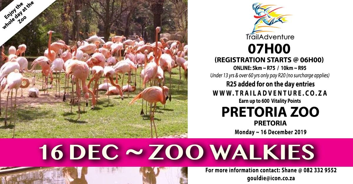Trailadventure Zoo Walkies