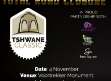 Tshwane Classic 2018 Road Cycling Race - Voortrekker Monument