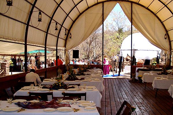 Tussen-I-Bome Function Venue - Pretoria