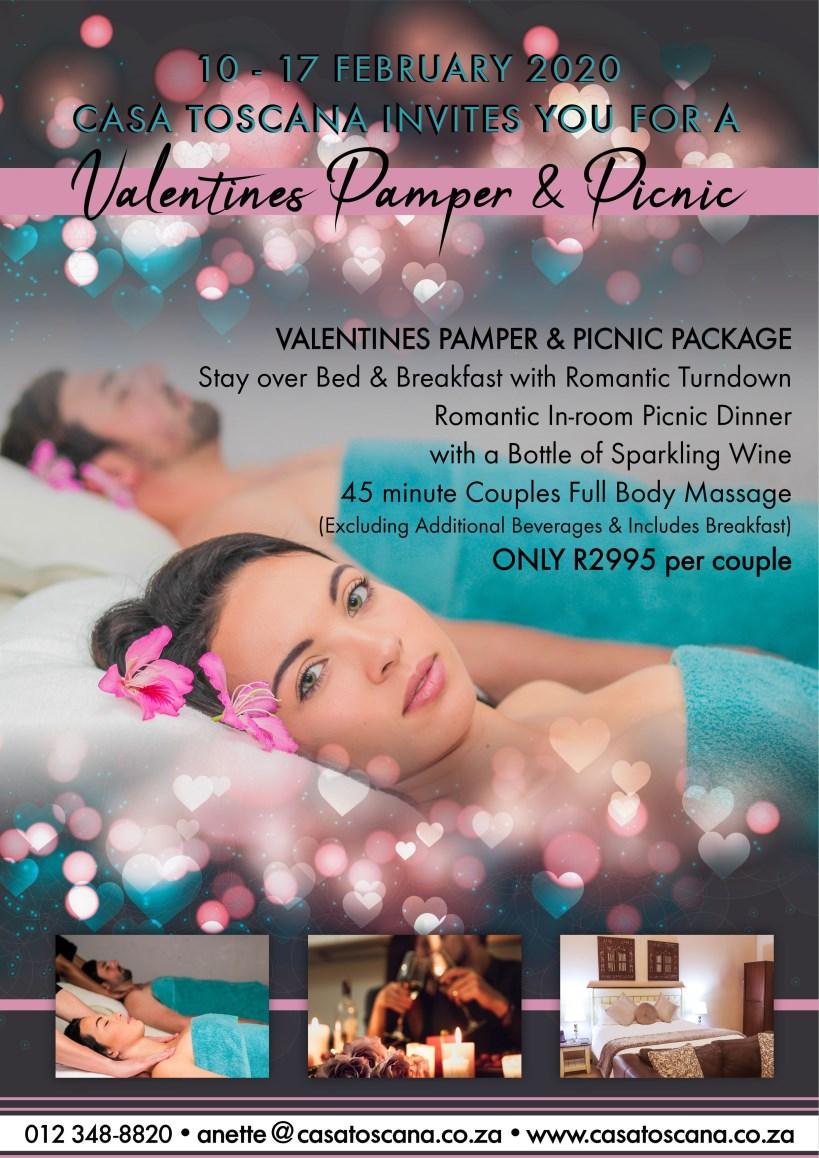Valentines 2020 @ Casa Toscana