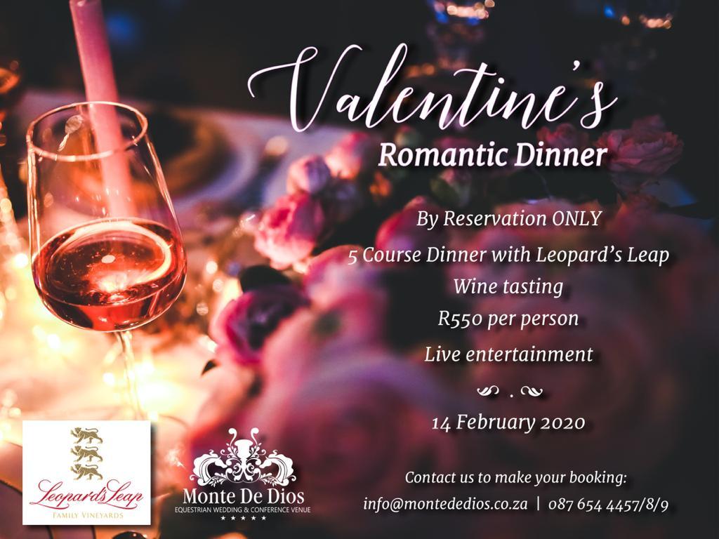 Valentines 2020 Romantic Dinners