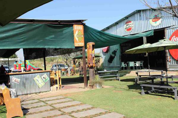 Woes Lekker Barn Party Venue - Pretoria East