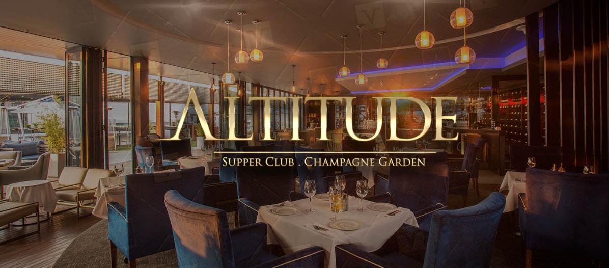 Altitude Supper Club Times Square Casino Pretoria