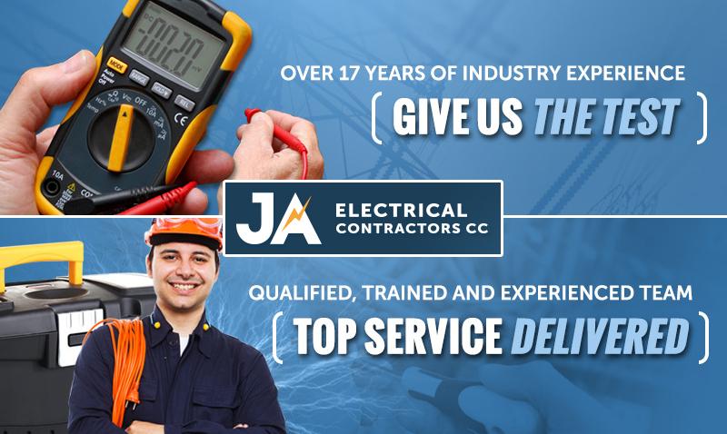 JA Electrical Contractors CC